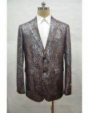 Mens Royal Blazer