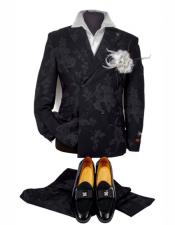 Floral Suit - Flower Suit Mens