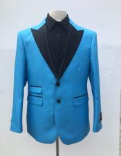 Mens Blue Blazer