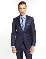 Suit French Blue