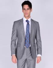 Suit Light Gray