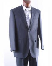 Athletic Cut Mens Suit Classic Relax