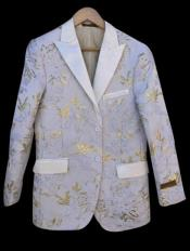 two button wedding suit
