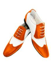 Dress Shoe Mobster Gangster Spectator shoes Zoot Style