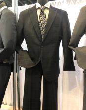 Apollo King Suit Black
