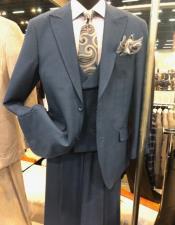 Apollo King Suit Grey