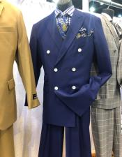 Apollo King Suit Blue