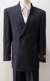 Mens Double Breasted Suits