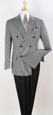 CheckerSportcoatDoubleBreasted