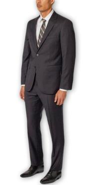 Suit Separates Wool Navy Suit By Alberto Nardoni Brand