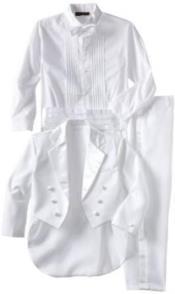 Tuxedo Tailcoat