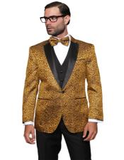 Gold Fashion Prom / Wedding /