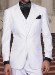 John Travolta Grease Disco Suit in White