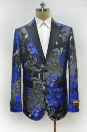Mens Royal Two Button Cheap Priced