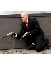 Agent 47 Custom Jacket + Pants