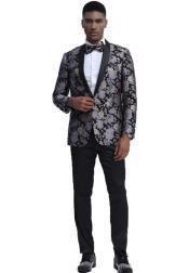 Fit Prom ~ Wedding Tuxedo Suit (Jacket & Pants)