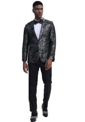 Fit Prom ~ Wedding Tuxedo Suit (Jacket & Pants)