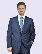 Giorgio Fiorelli Men's New Navy Suit