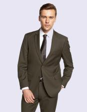 Fiorelli Men's Suit In Olive
