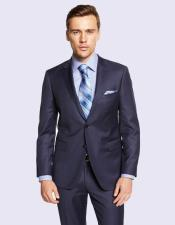 Men's Indigo Blue Suit