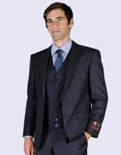 Fiorelli Charcoal Suit For Men's