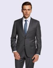 Men's Medium Gray Suit