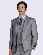 Fiorelli Gray Men's Suit