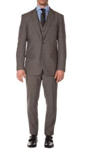 Blinders Fashion Clothing Suit Tweed English Fabric Outfit Grey