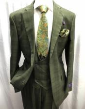 Single Breasted One Chest Pocket Suit