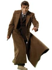 David Tennant Doctor Who Quality Brand