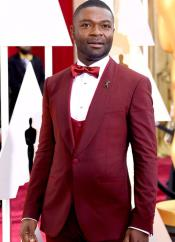 David Oyelowo Oscar Red Carpet Tuxedo