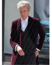 12 Doctor Who Maroon To Wool