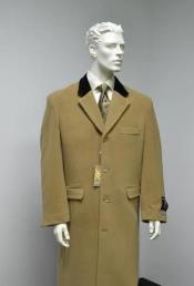 Chesterfield Wool & Cashmere Full Length