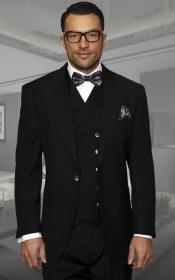 Statement 100% Wool 1940s Mens Suits