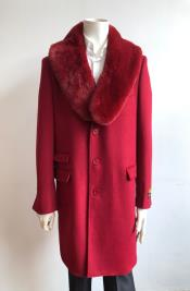 Cheap Priced Red Wool