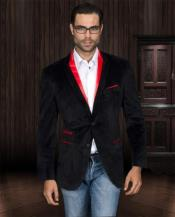 Formal Tuxedo velour Blazer