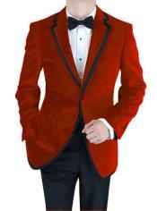 Velour Blazer Jacket Velvet Velour Blazer