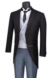 Morning Suit Black