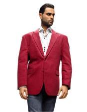 Velour Blazer Jacket Sport Coat Its