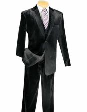 Mens Notch Lapel Single Breasted 3