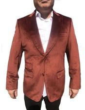 Mens Brick Discounted Cheap Priced Velvet