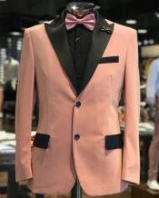 Tuxedo Dinner Jacket velour Blazer Jacket + Pastel