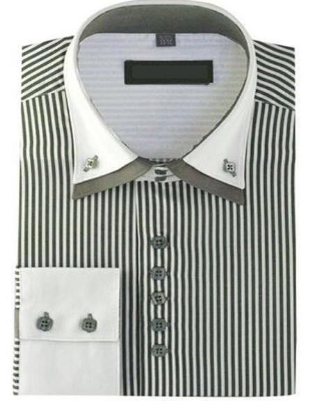 Clubbing Shirts Mens Grey