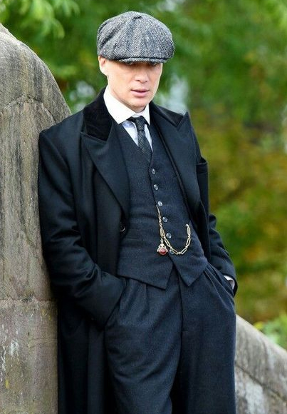 New Quality 1920s English Style Peaky Blinders Style Vested