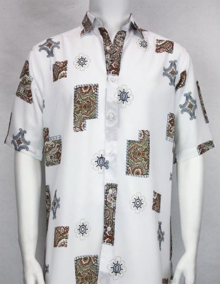 Short Shirt 3884