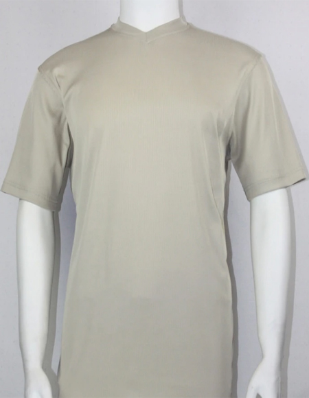 Tan Bassiri Short Sleeve Shirts