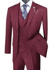 Tweed3PieceSuit-TweedWeddingSuitBurgundySquare