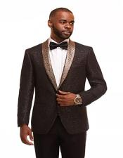 GoldFashionProm-WeddingSuits&TuxedoForMen