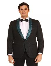 MensShawlCollarFashionProm-WeddingSuits
