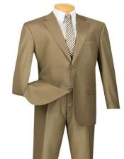 Mens Taupe Big And Tall